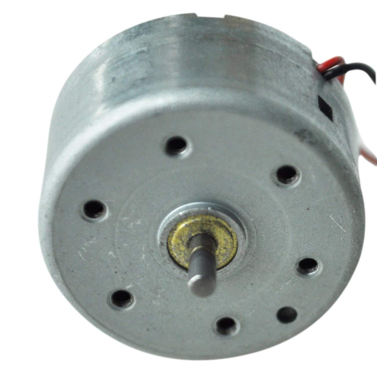 1700-7300RPM 1.5-6.5V High Torque Cylinder Electric Mini DC Motor