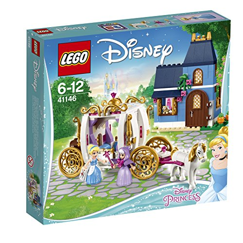 LEGO Disney Princess - Cinderella's Enchanted Evening (Cinderella Carriage Disney)