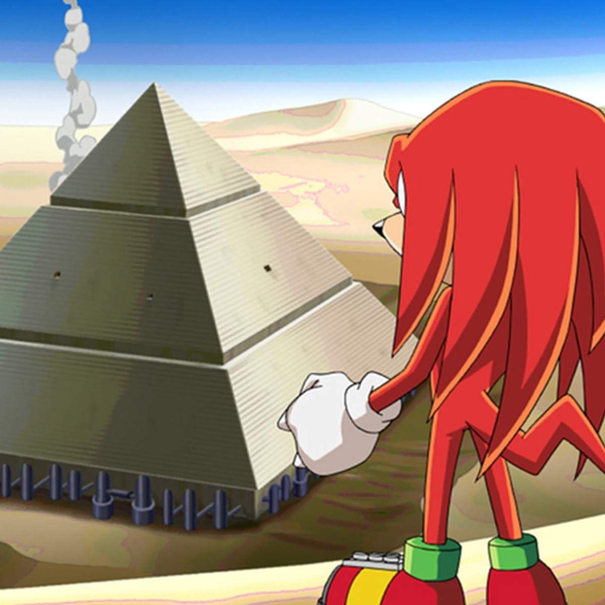 Shadow The Hedgehog 神 小子