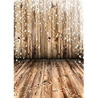 Daniu Photo Backdrops Wooden Floor For Studio Photography Backdrops Vinyl 5x7FT 150cm X 210cm Daniu-JP039