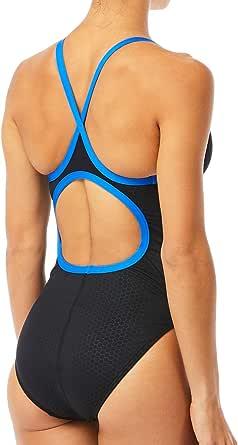 TYR Women's Hexa Diamondfit Swimsuit - Traje de baño de una Pieza Mujer