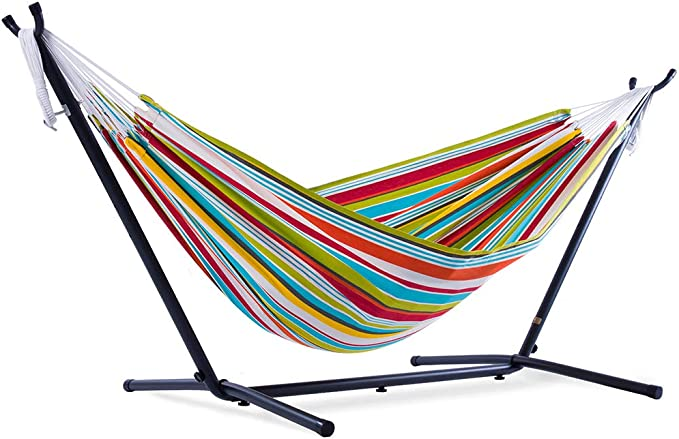 C9POLY-10 Polyester Hammock with Stand – The Best Quality