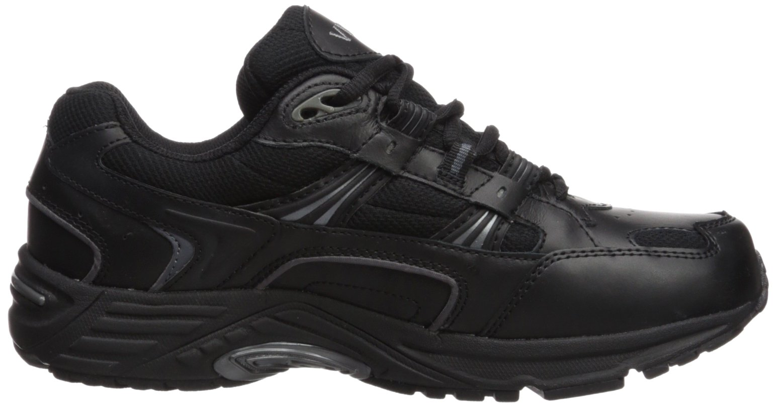 Vionic Women's Walker Classic Shoes, 8 B(M) US, Black by Vionic (Image #7)