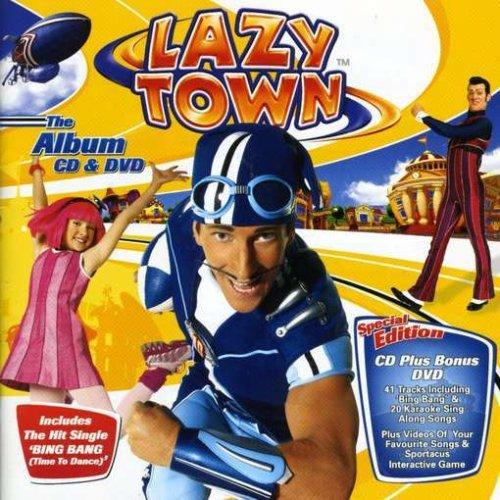 No one is lazy in lazytown lazytown | shazam.
