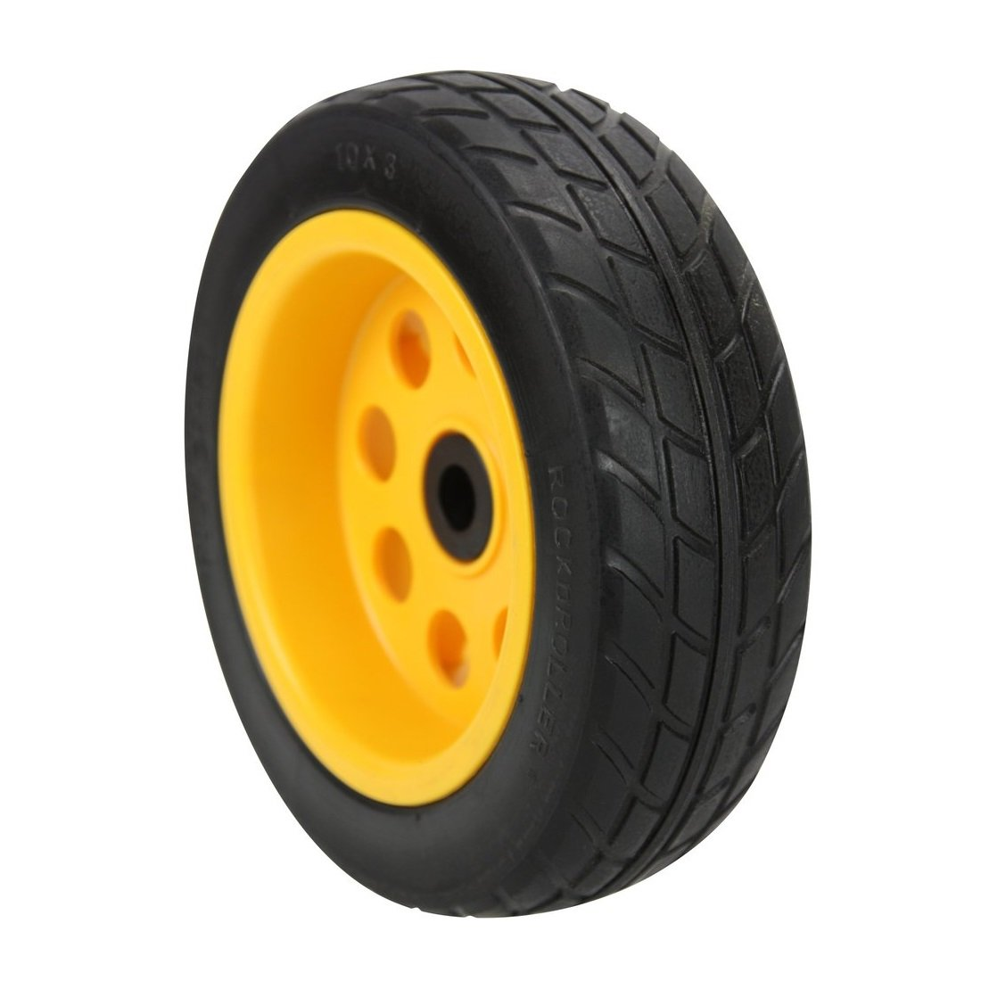 Rock N Roller R10WHL/RT/O R-Trac Wheel for R10 and R12 Carts