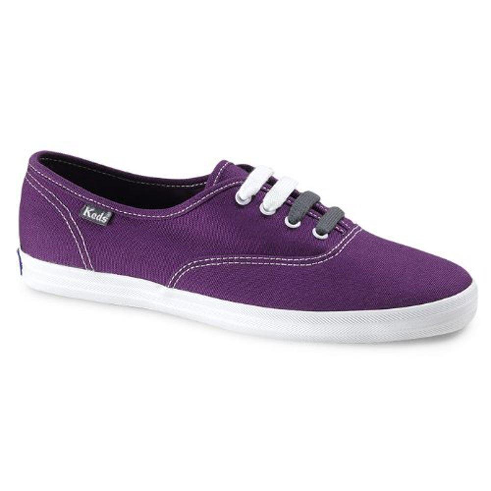 b3a885975 Keds Women s Champion Purple Canvas Shoes Wide Width Women s 7.5   Amazon.ca  Shoes   Handbags