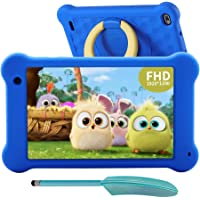 AEEZO Kids Tablet 7 inch Android 10 Tablet PC 2GB RAM 32GB ROM, FHD 1920x1200 IPS Screen, Parental Control, Kidoz…