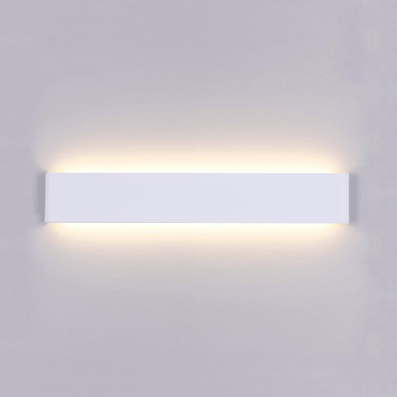 liqoo applique murale led lampe pour salle de bain miroir mur l che murs ebay. Black Bedroom Furniture Sets. Home Design Ideas