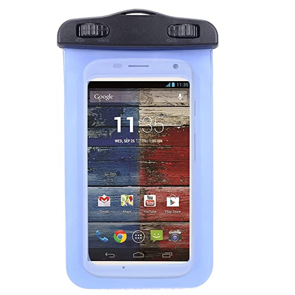 new product 73f2d ded4e Amazon.com: Universal Protective Waterproof Bag / Pouch / Cover ...
