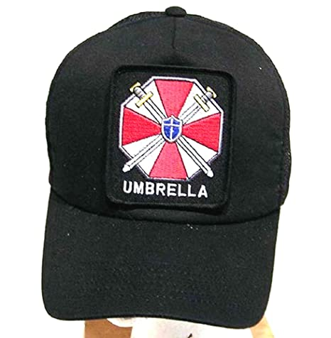 Image Unavailable. Image not available for. Color  RESIDENT EVIL Umbrella  Corp Baseball Cap Hat 783e6ed7c230