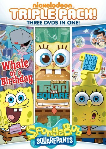 Truth Or Square & Who Bob What Pants & Whale of a [DVD] [Region 1] [US Import] [NTSC]