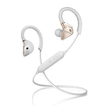 Edifier Auriculares Deportivos intrauditivos W296BT con Bluetooth ...