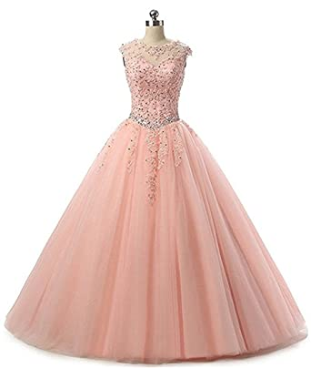Quinceanera Dresses 2018 Vestidos DE 15 Anos Ball Gown Sweet 16 Dresses For Gradution Party Gowns