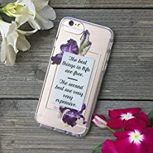The Best Things in Life iPhone Case for 5, SE, 5s, 6, 7, 8, 6 Plus, 7 Plus, 8 Plus, X
