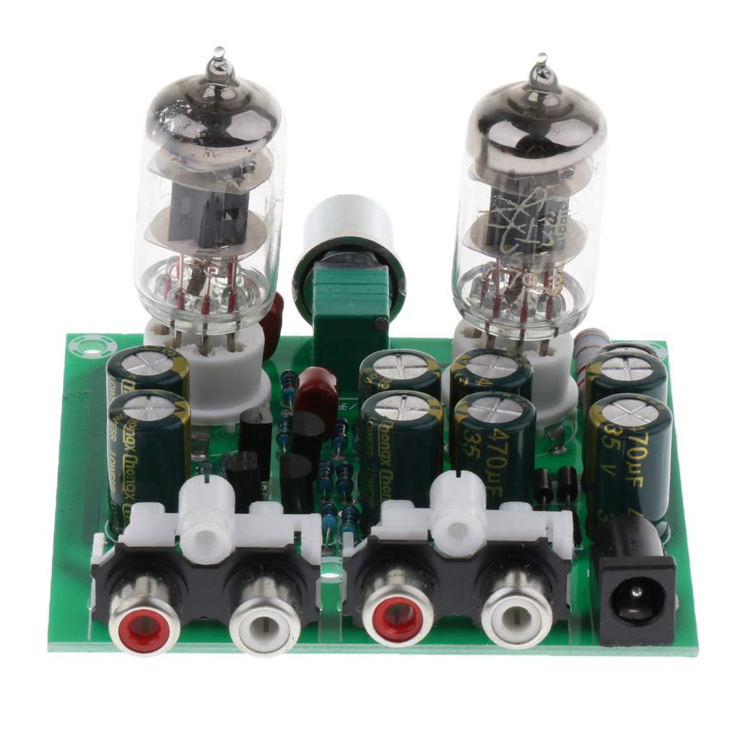 Sharplace Kit de Preamplificador de Amplificador de Auriculares Válvula DIY Audio Música: Amazon.es: Electrónica