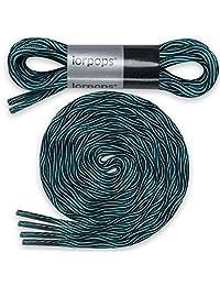 lorpops Round Athletic Shoelaces-Medusa Snake Shoelace (2 Pairs)