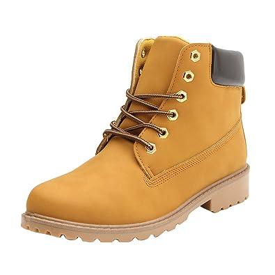 Zapatos amarillos Highdas para mujer 3v9AVr0