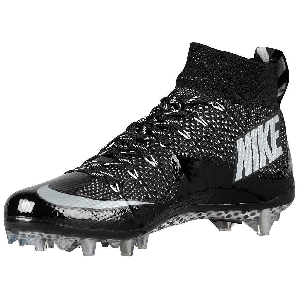 93f8af142043 Amazon.com | Nike Mens Vapor Untouchable Mens Football Cleats Black Sz 15 ( 15 D(M) US, Black) (10.5 D(M) US, Black) | Soccer