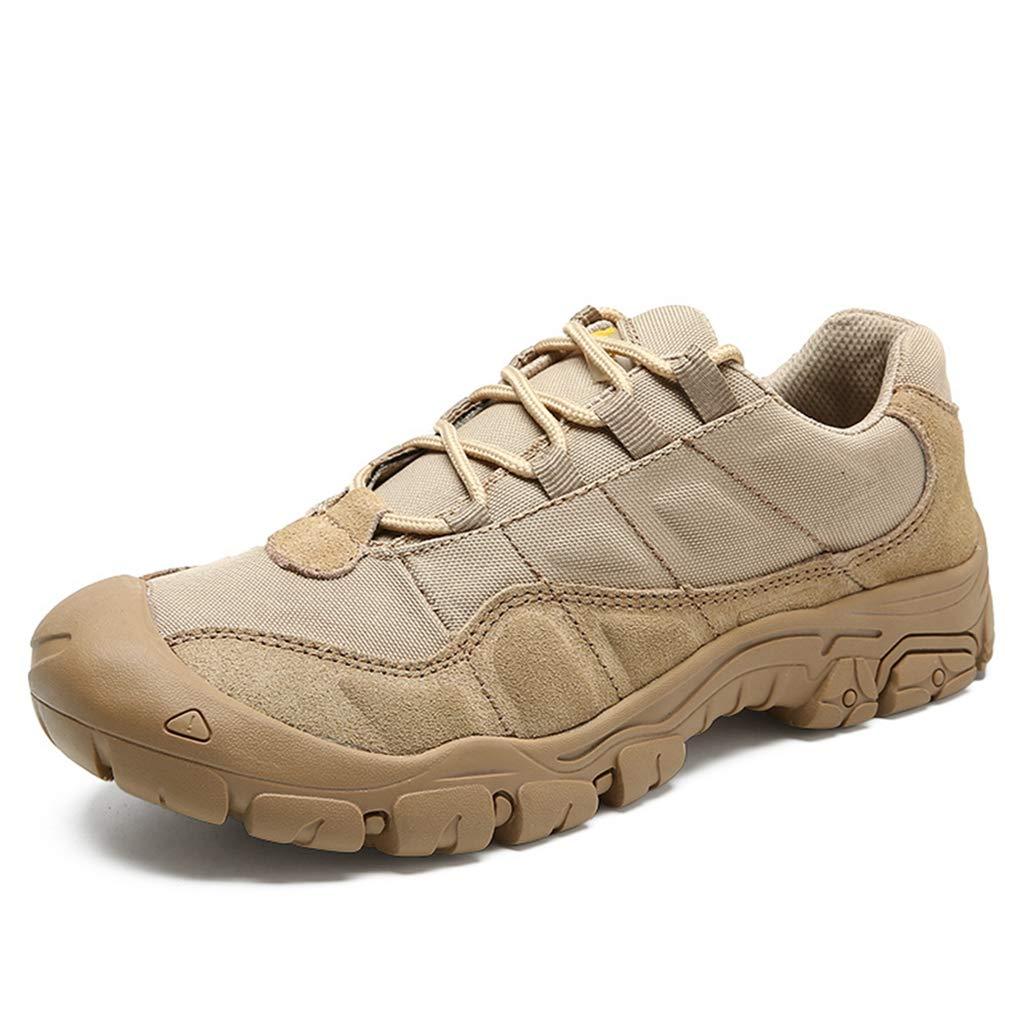 dcee48a6743af Men Hiking Shoes Anti-Skid Waterproof Trekking Mountain Field ...