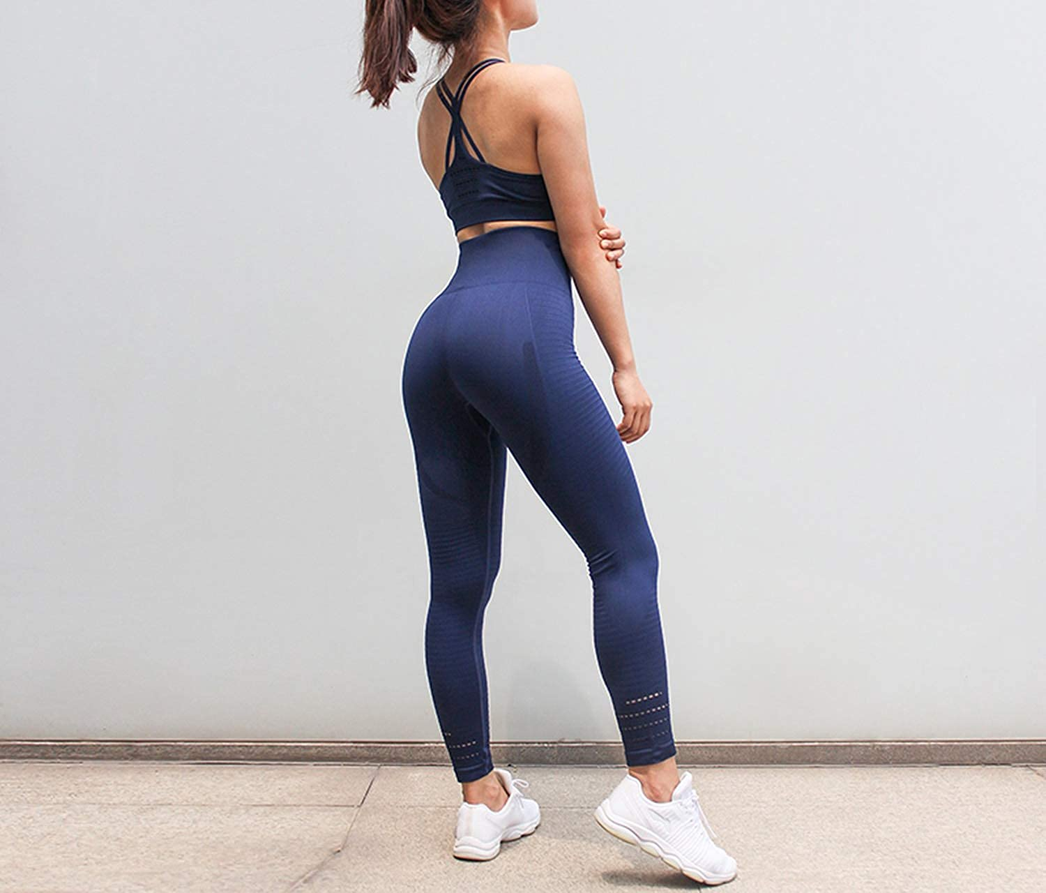 Talk about heaven Womens Sports Suit Female Sportswear for Woman Gym Fitness Clothing Women Sport Wear Clothes
