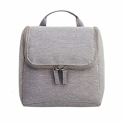 f544090a9d3c cheap Yiuswoy Hanging Toiletry Bag Large Capacity Travel Makeup Bag ...