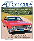 Collectible Automobile - Magazine Subscription from MagazineLine (Save 33%)