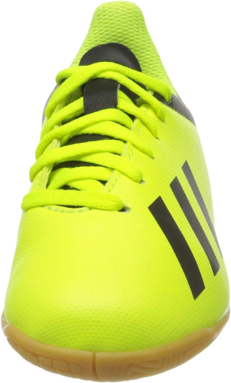 adidas X Tango 18.4 in J, Chaussures de Futsal Mixte Enfant