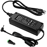 ALITOVE AC 100-240V to DC 12V 10A Power Supply Adapter Converter Transformer 12 Volt 10 Amp 120W with 5.5mm x 2.5mm 2…