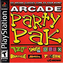 Arcade Party Pack