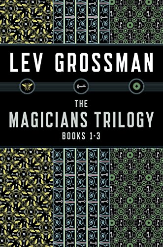 The magicians trilogy kindle edition by lev grossman literature the magicians trilogy by grossman lev fandeluxe Choice Image