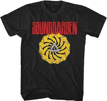 FEA Merchandising Men's Sound Garden Bad Motor Finger Lightweight T-Shirt