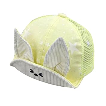 376c8d1b7c4a0 Good01 2018 Summer Hot Sale Baby Boys Girls Hat Soft Baseball Cap Baby Hats  Newborn Baby Boy Beret  Amazon.co.uk  Sports   Outdoors