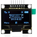 Keyestudio IIC SPI 3,3 cm 128 x 64 OLED LCD Graphique Module d'affichage pour Arduino