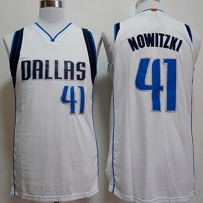 DCCSport Hombre Ropa de Baloncesto Dallas Mavericks 77 Doncic Jersey Camiseta de Baloncesto da Bordado #77