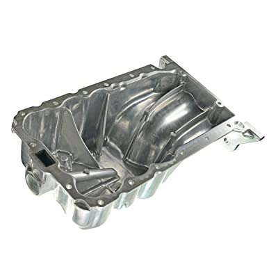 Engine Oil Pan Sump for Chevrolet Sonic 2012-2020 Trax Cruze Buick Encore: Automotive