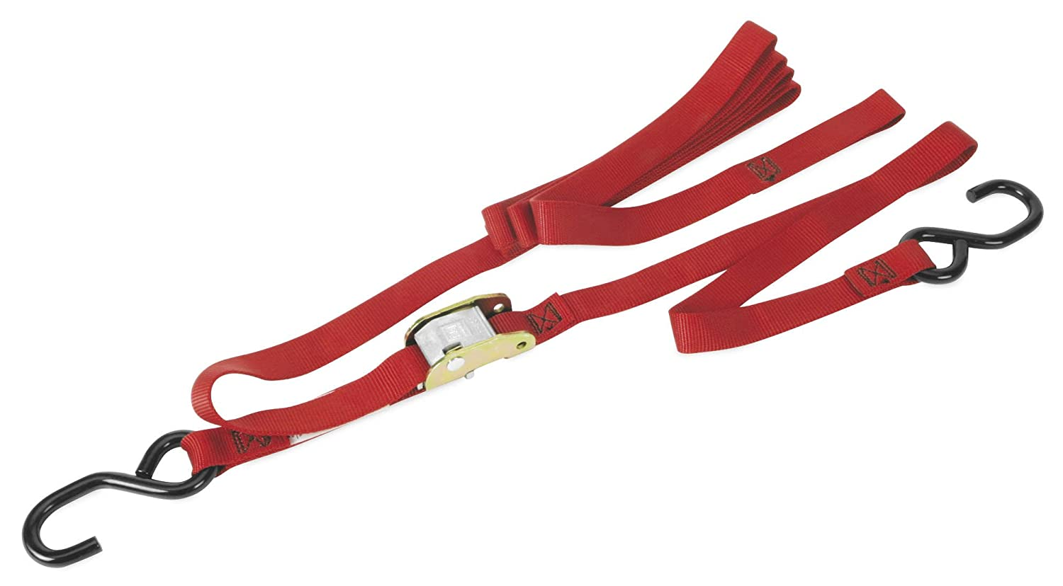 Ancra Tiedowns Ancra 13Ft Tiedown Red 408888-25 COMINU012961