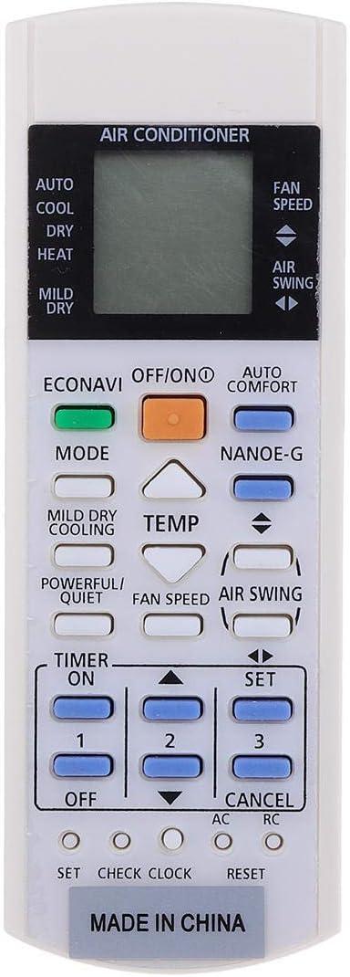 Interruptor de control remoto para aire acondicionado Panasonic ...