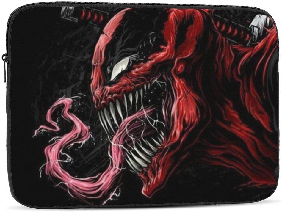 Laptop Sleeve Case- Multi Size Cool Venom Notebook Computer Protective Bag Tablet Briefcase Carrying Bag,15 Inch