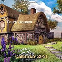 Image for Fairy Houses Calendar 2021