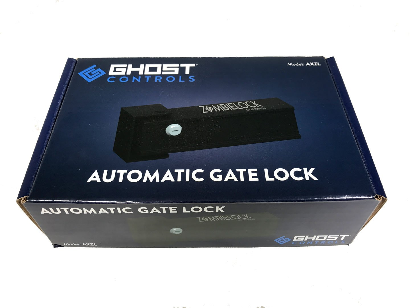 Ghost Controls AXZL ZombieLock Automatic Gate Lock for Automatic Gate Openers by GHOST CONTROLS (Image #1)