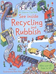 Rubbish and Recycling (See Inside) (Usborne See Inside)