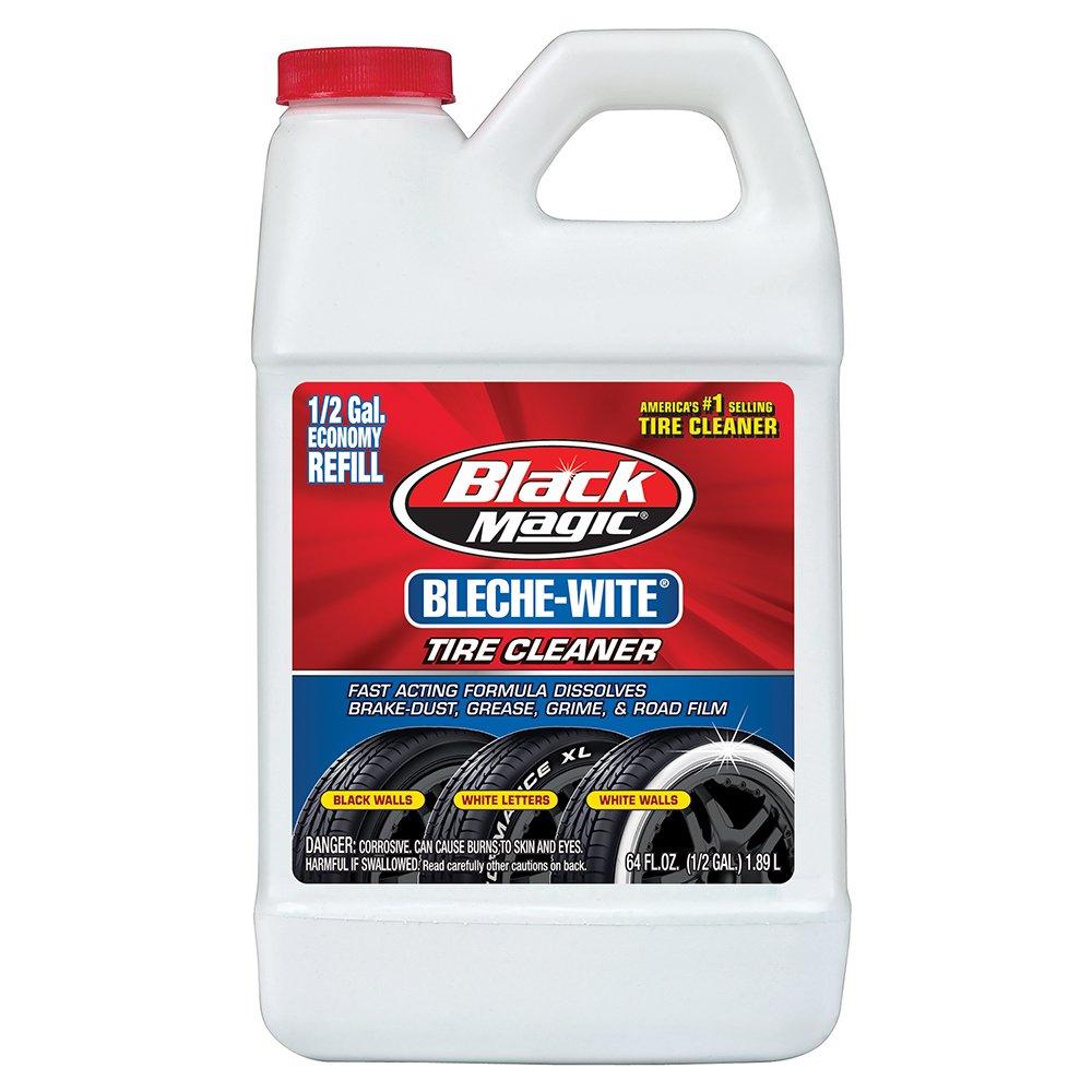 Black Magic 800002223 Bleche-Wite Tire Cleaner, 64 oz.