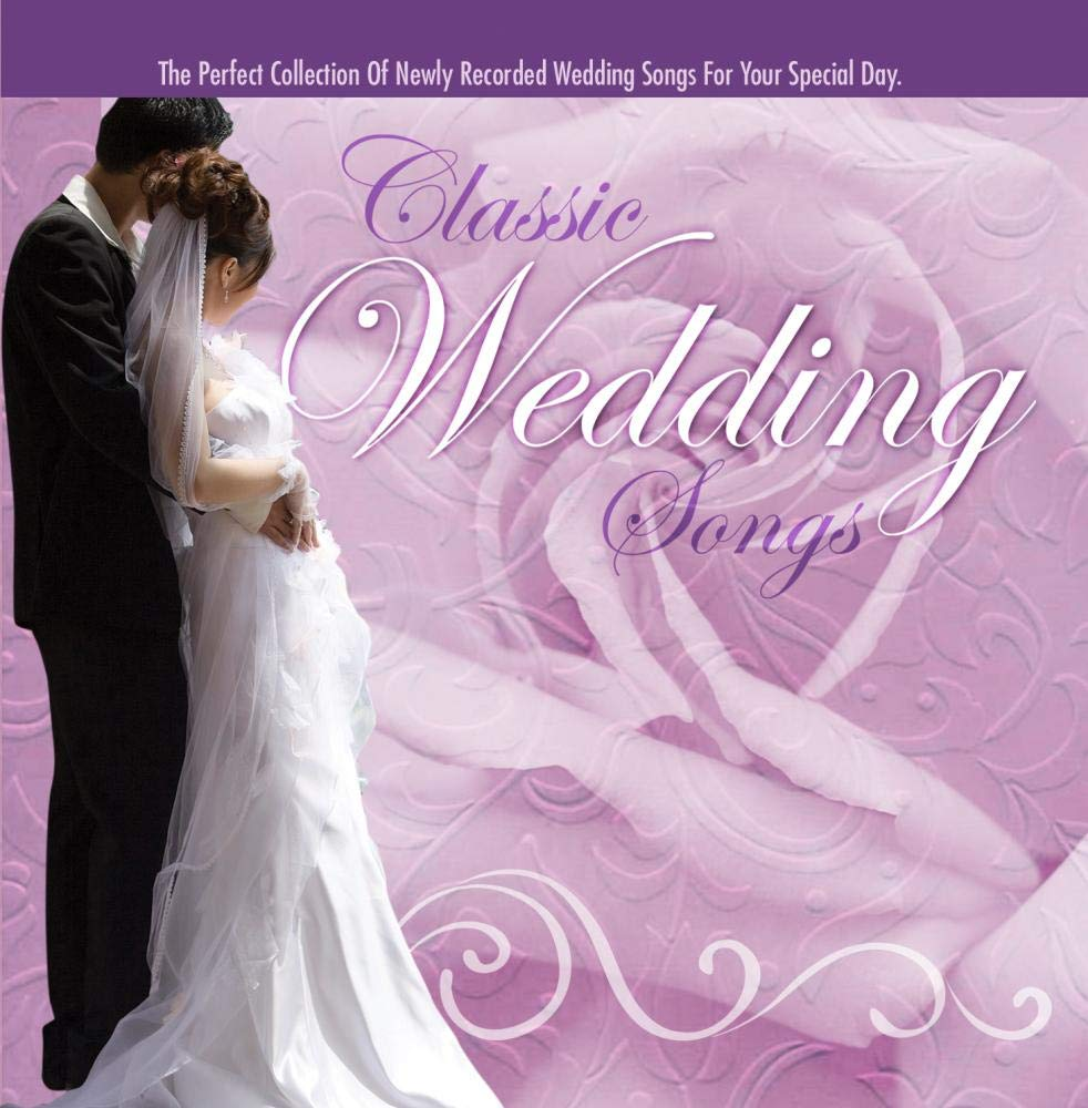 The Wedding Singers Classic Wedding Songs Amazon Com Music