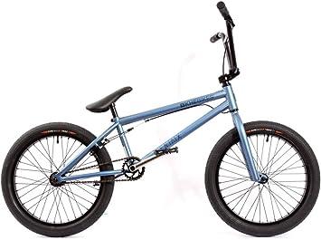 KHE BMX Centrix - Bicicleta azul de solo 10,5 kg: Amazon.es ...