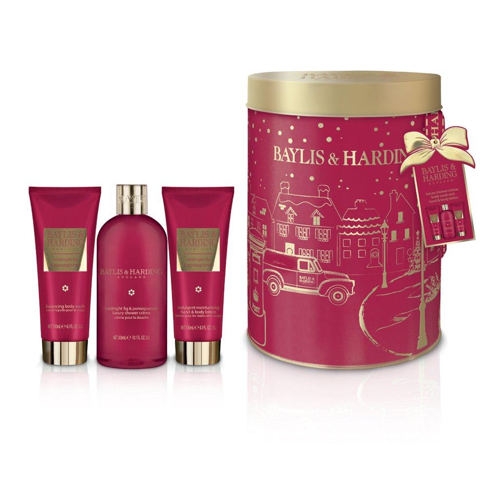 Amazon.com: Baylis & Harding Bathing Treats Tin, Skin Spa Energizing Neroli/Orange Blossom: Beauty