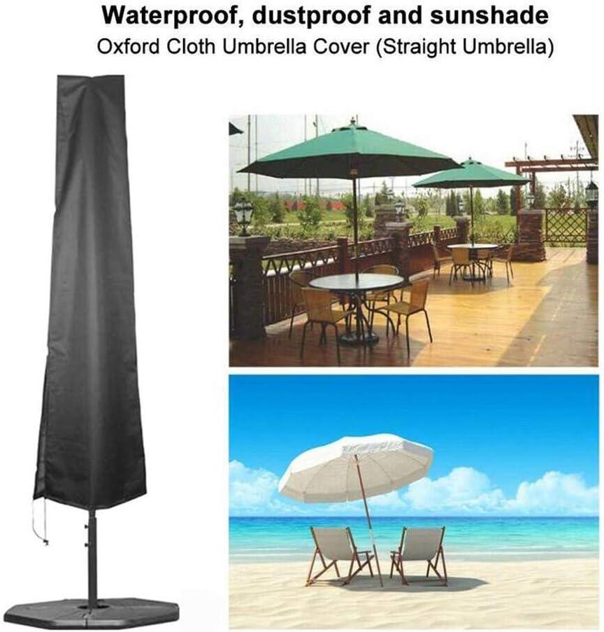 LargeParasol Banana Cantilever Umbrella Cover Patio Weatherproof Outdoor P9U1