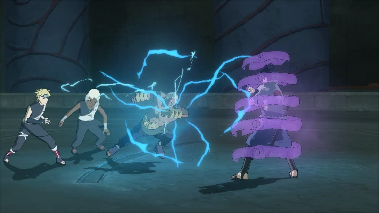 Amazon.com: Namco Bandai Naruto Shippuden: Ultimate Ninja ...