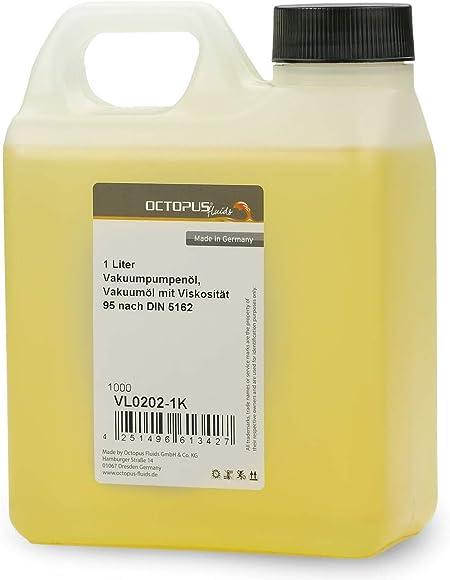Octopus 1000 ml Aceite para Bomba de vacío 1 litro Aceite para ...
