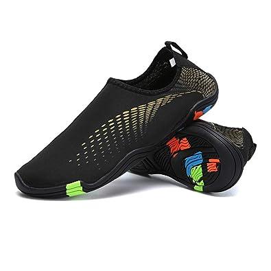 5c98258463ac APTRO Womens Mens Quick Drying Water Shoes for Beach Swim Pool Shoes Aqua  Socks 1818