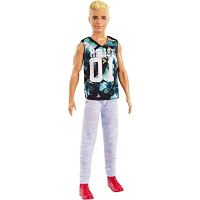 Barbie Ken Fashionistas Doll 116, Game Sunday: Toys & Games